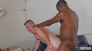 Brian Bonds and Jack Simmons at bareback that hole