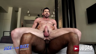 BILLY SANTORO & LAWRENCE PORTLAND at Lucas Entertainment