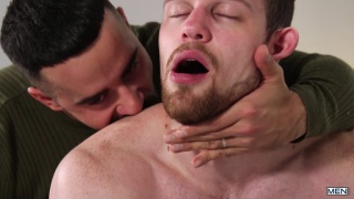 Teddy Torres & Kurtis Wolfe at drill my hole