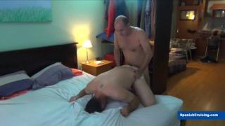 daddy-boy sex at Spanish Cruising