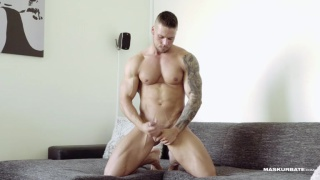 At Home With Angelo at Maskurbate