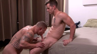 Owen Steal & Quentin Gainz at Active Duty