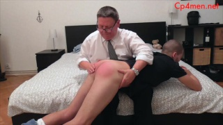 Patrick gets a spanking at Cp4 men