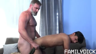 The Exchange Student Chapter 4 at Family Dick