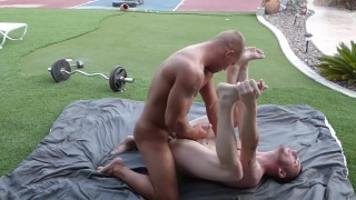 fuck my ass muscle daddy at Maverick Men Direct