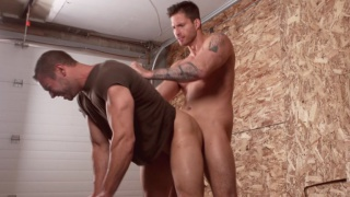 Jack Kross gets drilled by Logan Style at Bromo