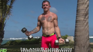 shorty at Island Studs