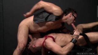 Alexander Garrett & Jack Andy at men over 30