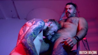Teddy Torres & Chase Acland at butch dixon