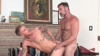Danny Gunn & Kristofer Weston at Icon Male
