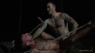 Chris Harder & Christian Wilde at Bound Gods