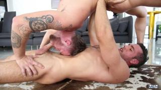 Alex Mecum & Max Wilde at drill my hole