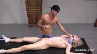 You Will Enjoy It Part 2 at Bad Boy Bondage