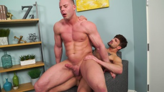Brysen & Jack Bareback at sean cody