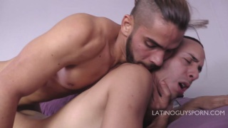Daguy & Gus at Latino Guys Porn