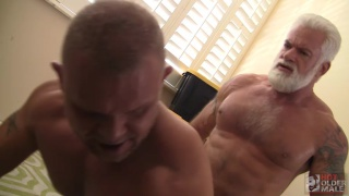 FLIP FUCKING WITH JAKE MARSHALL AND DAXON RYKER at Hot Older Male