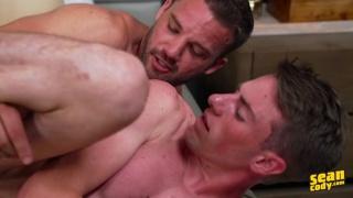 Jackson & Wagner at Sean Cody