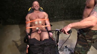 In Hell Part 1 at daddy's bondage boys
