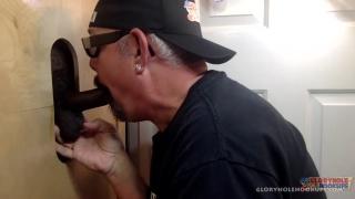 Interracial Gloryhole suck and Fuck at Gloryhole Hookups
