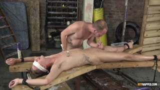 Sean Taylor & Tristan Crown at Boynapped