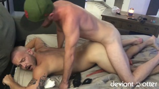 Owning His Hole at Deviant Otter