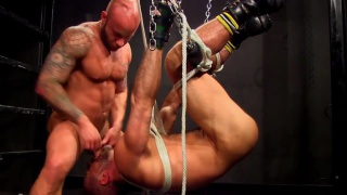 In Hell Part 7 at Daddy Bondage Boys