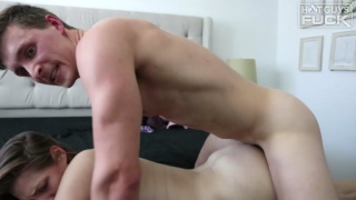 Adrian Monroe at Hot Guys Fuck