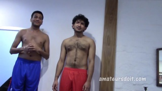 Jaden & Rahul at Amateurs Do It