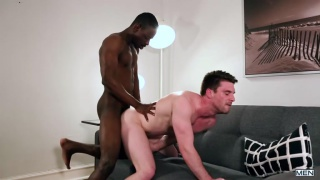 Dustin Holloway and River Wilson at Drill My Hole