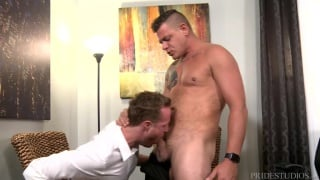 Jace Chambers and Jack Gunther at Extra Big Dicks