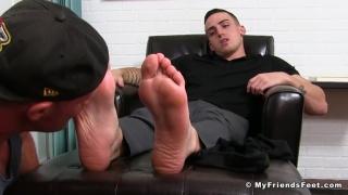 Marco N at My Friends Feet