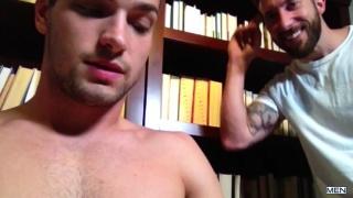 Brad Powers & Johnny Rapid at drill my hole