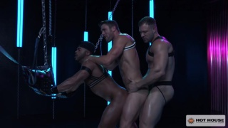 Micah Brandt, Ryan Rose, Austin Wolf at Hot House