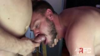 Pump N' Dump Surprise Part 1 at raw fuck club