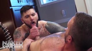 Making Rent: Scene 1 - House Boy at naked sword