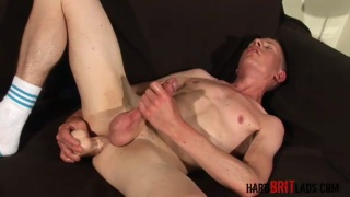 Justin Cole at hard brit lads