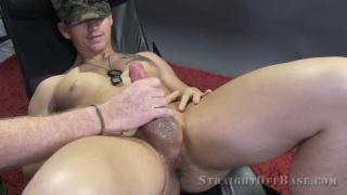 Corporal Casper at Straight off base