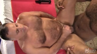 Alecto Vice and Giovanni Rossi at Hot Older Male