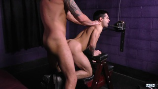 Cliff Jensen & Ty Miitchell at drill my hole