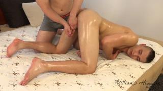 erotic happy-ending massage with Gabriel Lonar at William Higgins