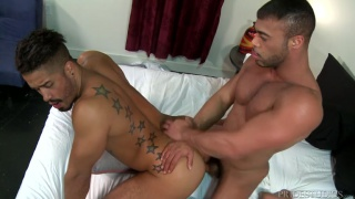 Trey Turner & Micah Brandt at Extra Big Dicks