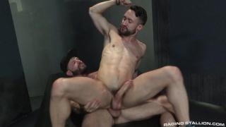 Tex Davidson and Ryan Finch at Raging Stallion