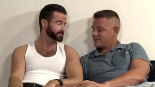 Jace Chambers & Brendan Patrick at Extra Big Dicks