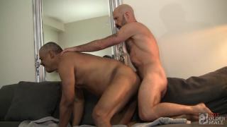 Mickey Carpathio and Tancredo Buff at Hot Older Male