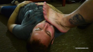Playtime with Daddy Part 1 at Topher Phoenix