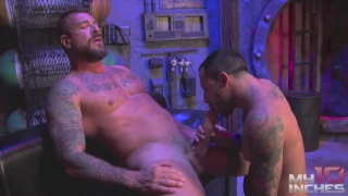 Nick Cross joins Rocco Steele on My 10 Inches