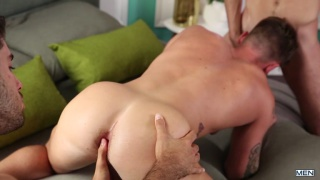 Diego Sans, Ian Frost & Max Wilde at drill my hole