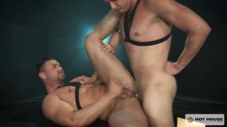 Josh Conners & Tony Shore at hot house