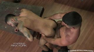 Rikk York & Teddy Torres at Raging Stallion