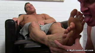 Rod Peterson at My Friends Feet